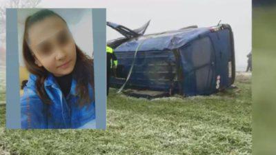 Cine este Mihaela, adolescenta de 17 ani moartă în accidentul de microbuz de la Constanța. Familia e în stare de șoc