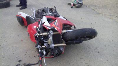 Cine este motociclistul care a murit în Buzău, după un accident cumplit. Prietenii, în stare de șoc FOTO