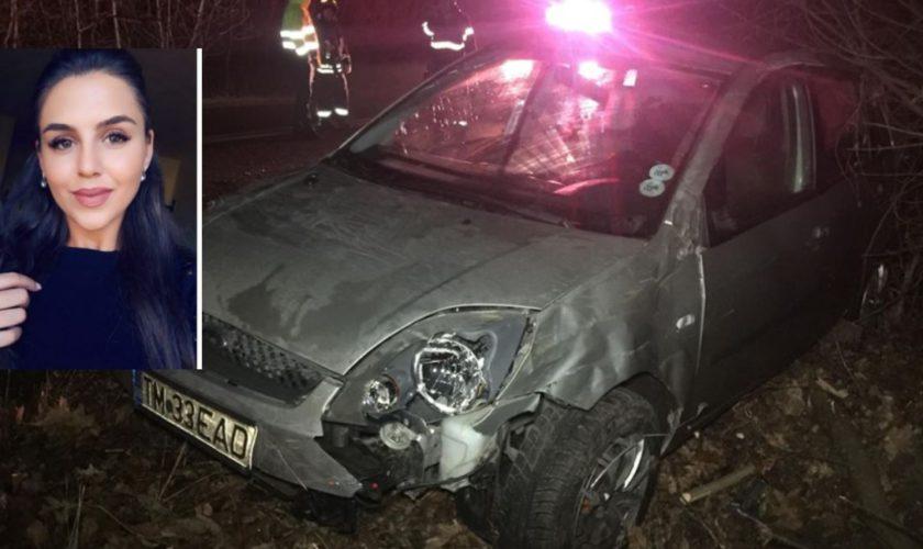 Cine este tânăra din Lugoj care a murit strivită de propria mașină. Polițiștii sunt îngroziți de ce au găsit la fața locului