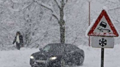 Cod galben de ninsori și vânt puternic. Ce regiuni vor fi afectate și cât timp va dura avertismentul ANM