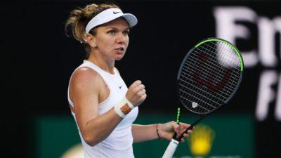 Câți bani a câștigat Simona Halep după ce a învins-o pe Harriet Dart la Australian Open