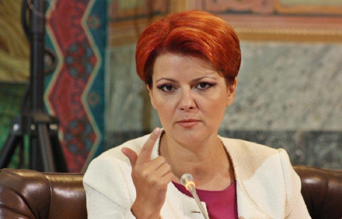 PSD vrea din nou la guvernare Anunțul Liei Olguța Vasilescu