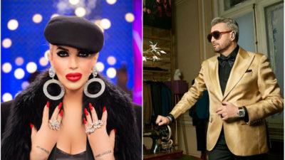 Raluca Bădulescu și Cătălin Botezatu, apariție uluitoare la Bravo, ai Stil Celebrities FOTO