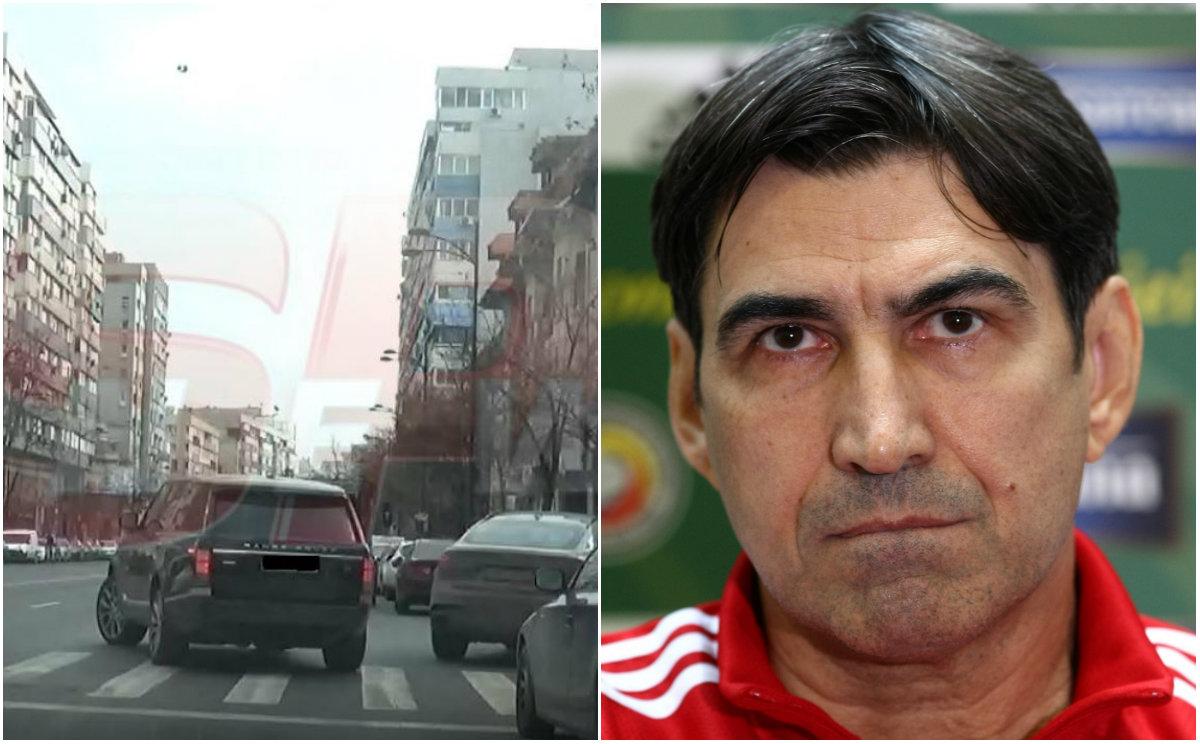 Victor Pițurcă, prins în offside în trafic. Cum a încălcat legea fostul selecționer