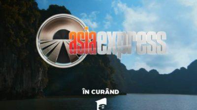 Când începe Asia Express 2020. Anunțul oficial făcut de Antena 1