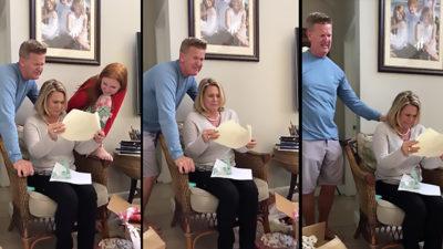 Și-a făcut părinții să plângă de Crăciun: gestul costisitor pe care nu-l vor uita niciodată