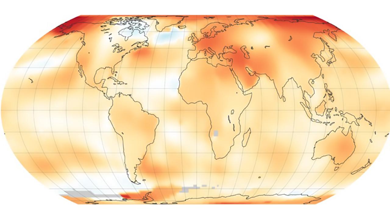 climat nasa