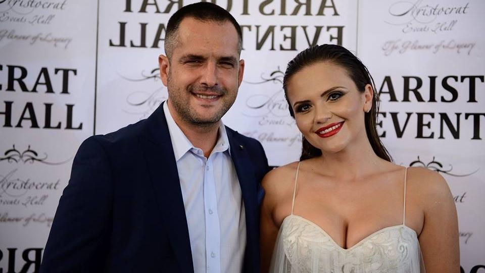 Cristina Șișcanu și Mădălin Ionescu, surprinși de fiica lor de numai 3 ani. Ce a putut să le spună Petra?