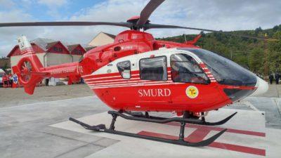 Cine se afla în elicopterul SMURD care a avut probleme după decolare, la Cluj. Raed Arafat, primele detalii
