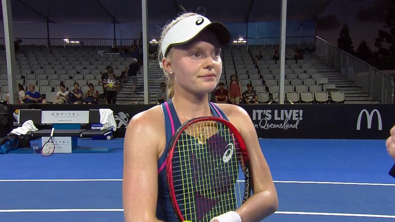 Cine este următoarea adversară a Simonei Halep la Australian Open. Când are loc meciul