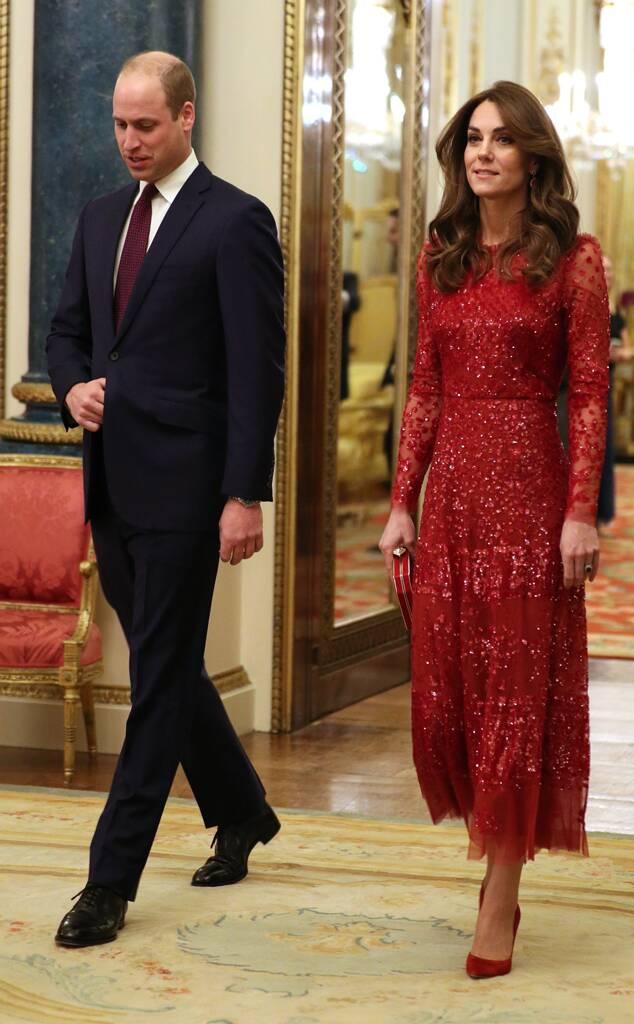 Prima apariție publică a Ducesei Kate Middleton, după scandalul stârnit de cumnata ei. A atras toate privirile