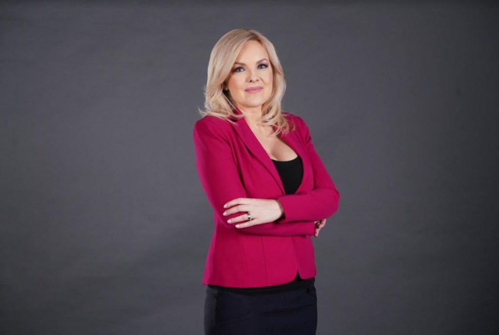 Oana Andoni revine la pupitrul știrilor Pro TV!