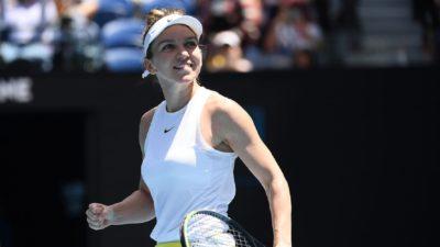 Cu cine joacă Simona Halep în sferturi la Australian Open și pe cine ar putea întâlni în semifinale