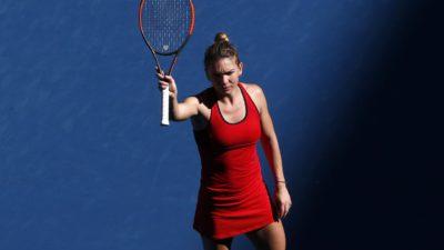 Când joacă Simona Halep primul meci la Australian Open