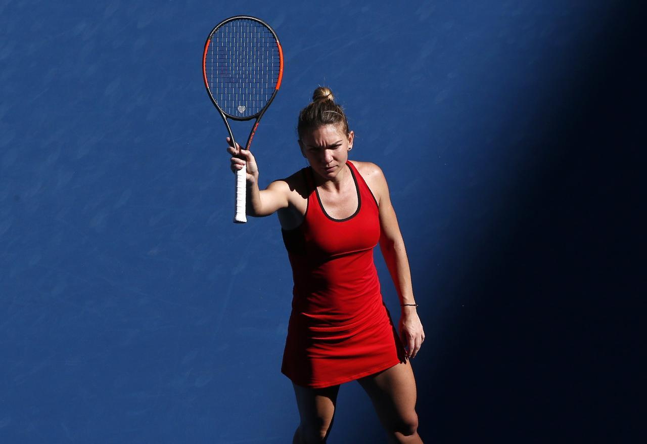 Simona Halep - Jennifer Brady, în turul 1 la Australian Open