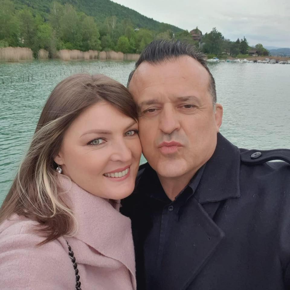 Fostul soț al lui Teo Trandafir alături de actuala parteneră