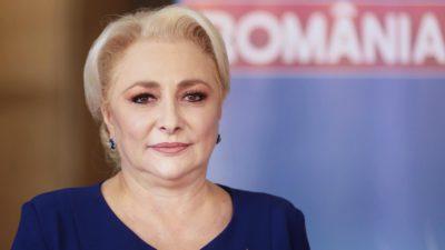 """Viorica Dăncilă, la atac: dezvăluiri despre împrumuturile recente, """"marioneta lui Dragnea"""""""