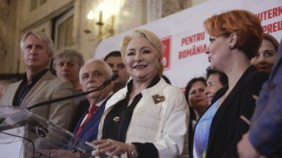 Viorica Dăncilă, despre imaginea de proastă: de ce au uitat-o toți PSD-iștii