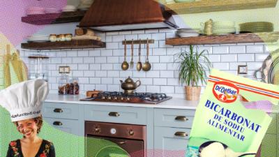 Cum poți folosi bicarbonatul de sodiu în bucătărie. Trucuri pentru o mâncare gustoasă