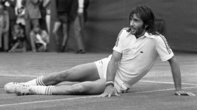 """Ilie Năstase, despre începuturile în tenis: """"Îl găsești în pielea goală, în ultimul rând!"""" Ce făcea la Cupa Davis"""