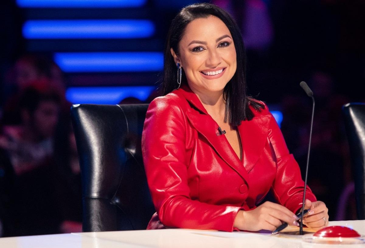 Andra, premieră la Românii au Talent. Face asta pentru prima dată în cariera ei