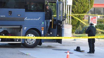 VIDEO Un nou atentat criminal în SUA: a deschis focul într-un autobuz din California