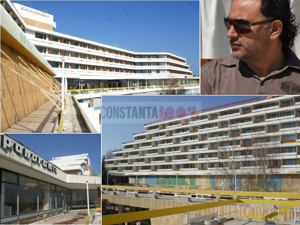 Hotelul Lido a lui Mohammad Murad.