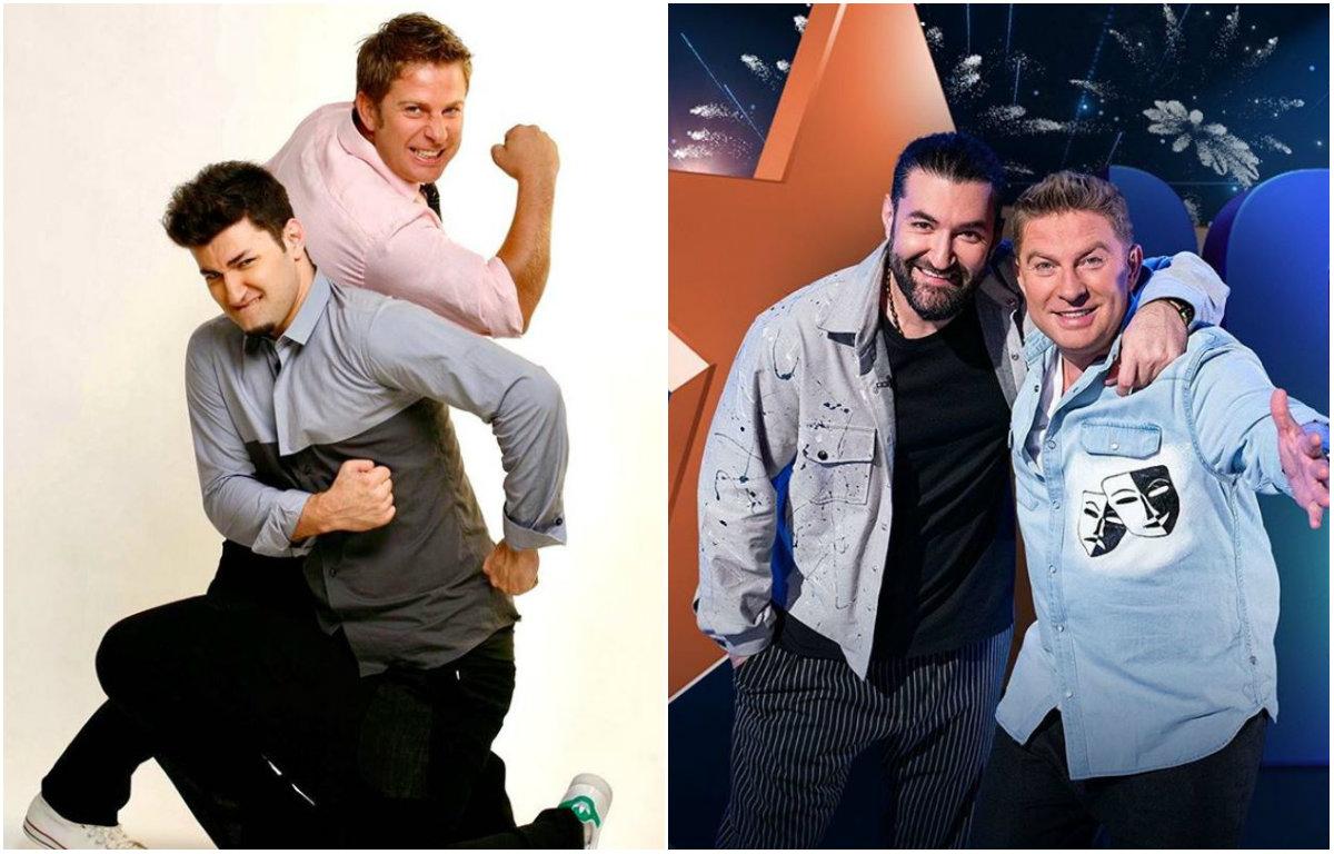 Cum arătau Pavel Bartoș și Smiley în 2010, la prima ediție Românii au Talent. Abia îi mai recunoști FOTO