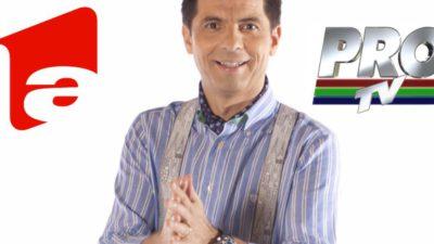Dan Negru, supărat pe cei de la PRO TV. Ce spune după ce i-ar fi fost furată emisiunea de la Antena 1