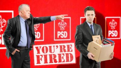 Concedieri la PSD. Partidul nu și-a mai plătit angajații, iar acum îi dă afară