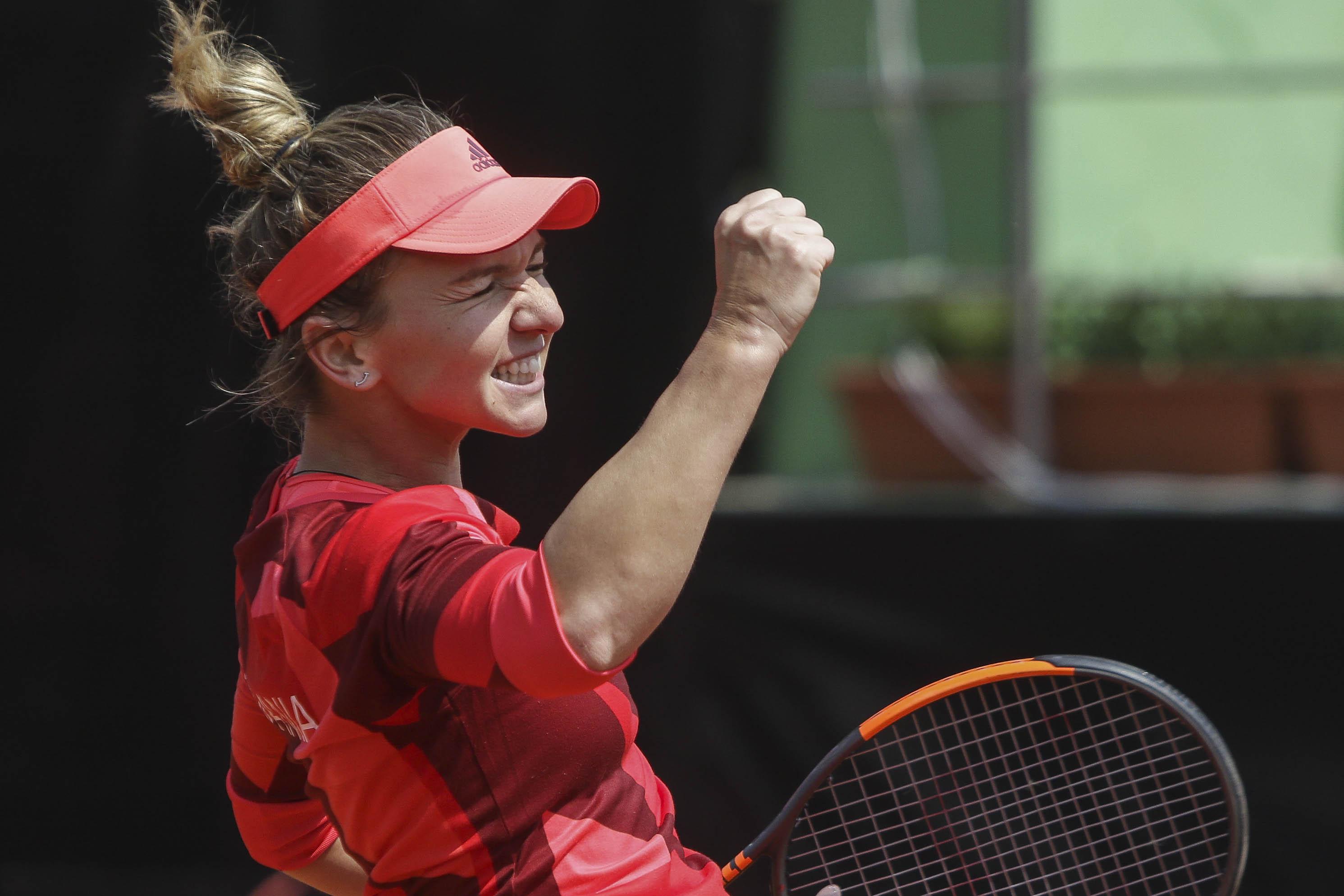 Simona Halep a plecat plină de speranțe la turneul din Dubai