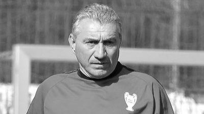 Doliu în fotbalul românesc! Fostul fundaș Ilie Bărbulescu de la Steaua a murit