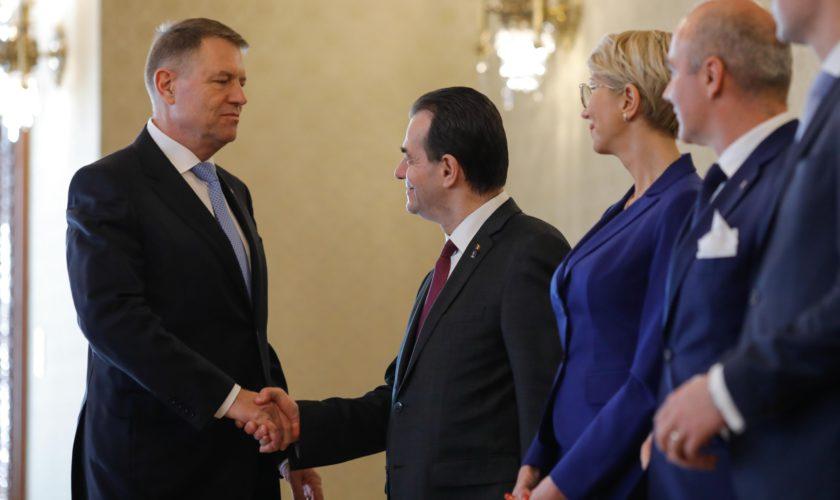 Cine este noul premier desemnat al României. Klaus Iohannis a făcut anunțul
