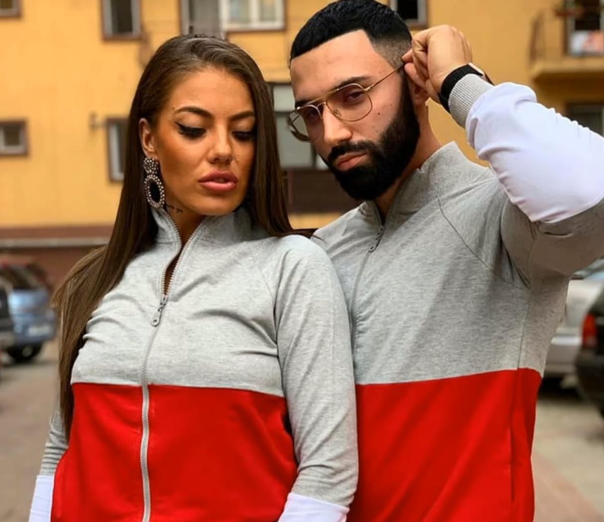 Roxana și Turcu de la Puterea Dragostei.