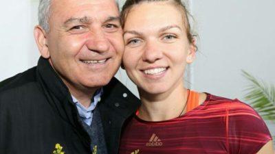 Simona Halep a câștigat accidentată. Tatăl ei a dat-o de gol. Ce a mărturisit la finalul partidei cu Rybakina