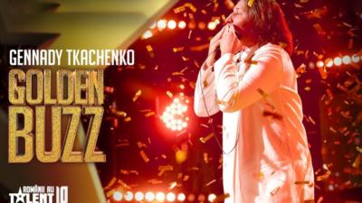 Cine este Gennady Tkachenko-Papizh, rusul de aur de la Românii au Talent. Andra a avut o reacție uluitoare când l-a auzit