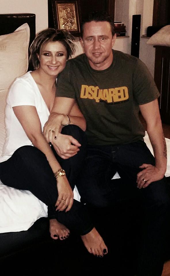"""Anamaria Prodan se întâlnea cu Reghe, chiar dacă încă mai locuia cu fostul soț și copii: """"Se închideau în dormitor!"""""""