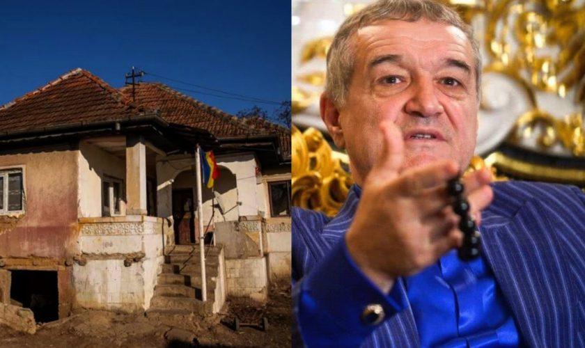 Caz cutremurător în Gorj. Adevărul despre o familie ajutată de Gigi Becali. Cum și-a abuzat tatăl propria fiica