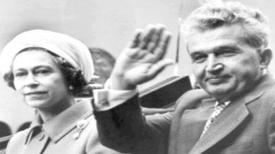 De ce a fost invitat Nicolae Ceaușescu în Anglia de către Regina Elisabeta. Telegrama care dezvăluie tot