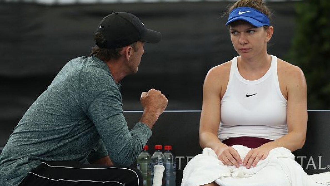 """Care este relația dintre Simona Halep și Darren Cahill, după eliminarea de la Australian Open. """"Trebuie să tacă!"""""""