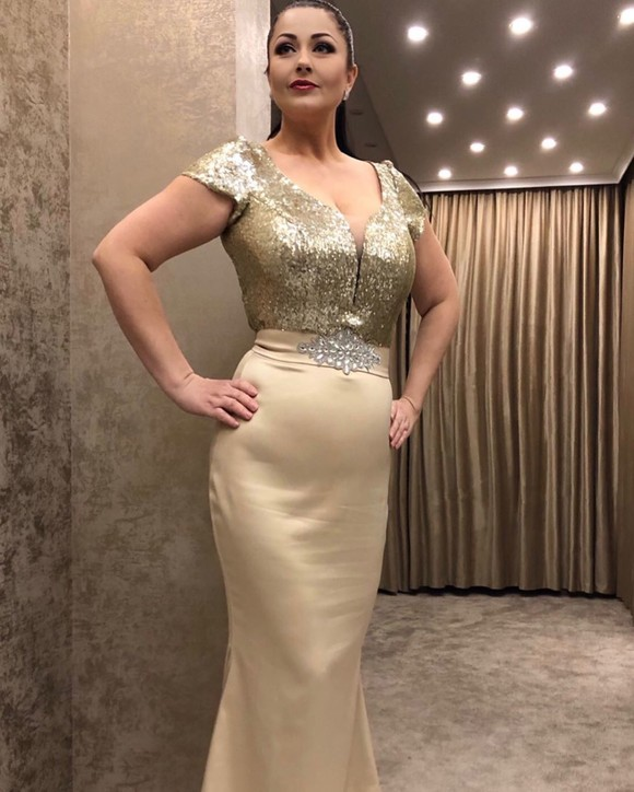 Gabriela Cristea a slăbit 20 de kilograme
