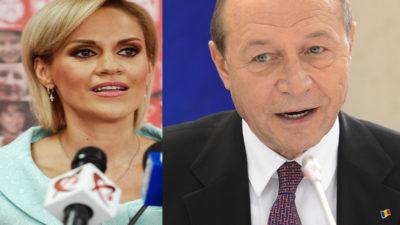 Sondaj CURS: Luptă strânsă pentru Primăria Capitalei Gabriela Firea – Traian Băsescu. Cine e pe primul loc