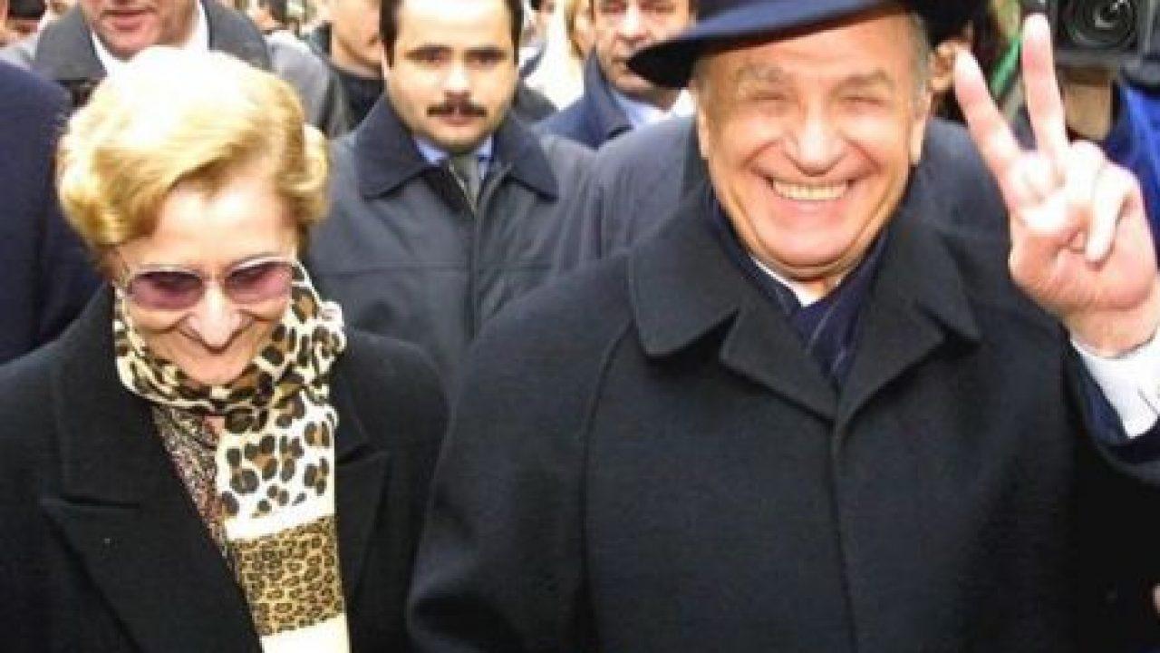 Nina Iliescu, alături de soțul ei, Ion Iliescu