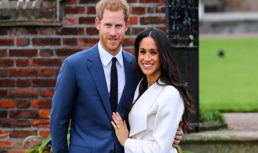 Meghan Markle și prințul Harry, ripostă la Casa Regală. Decizie șocantă, luată de cei doi