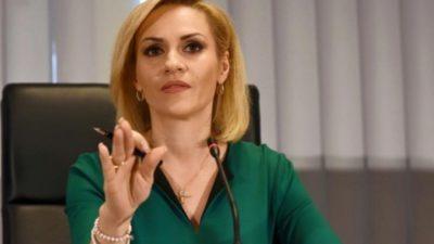 """Reacția Gabrielei Firea, după ce Nicușor Dan a anunțat că va candida la Primăria Capitalei: """"Noaptea minții!"""""""
