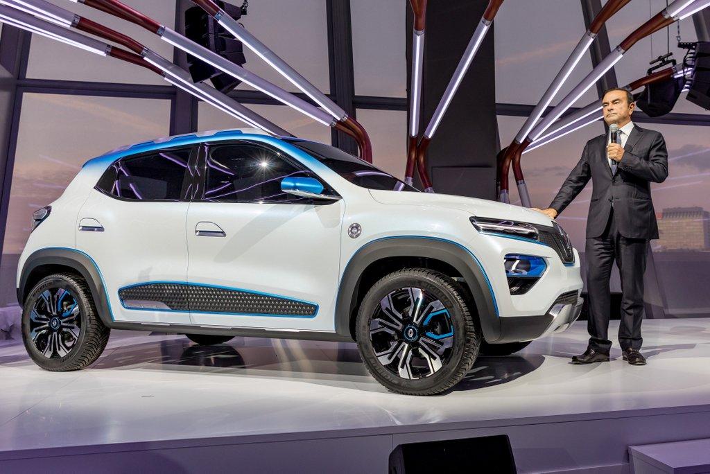 Noul model electric Dacia, prezentat la Salonul Auto de la Geneva. De la cât va porni prețul pentru acest automobil