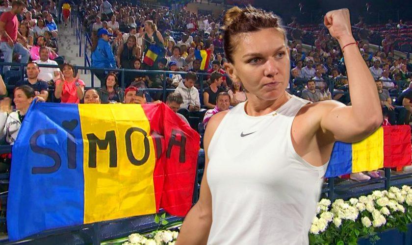 Câți bani a câștigat Simona Halep, după calificarea în finale în turneul de la Dubai. Suma e fabuloasă