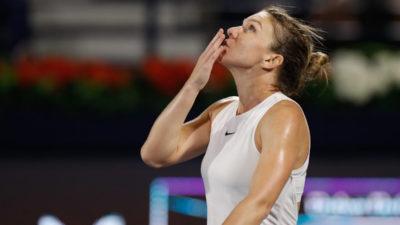 VIDEO Simona Halep – Elena Rybakina, finala LIVE Dubai 2020. Simona Halep, adversară de temut