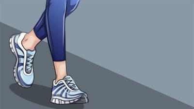 """Mersul pe jos nu """"face piciorul frumos"""": concluzia șocantă a unui studiu legat de efortul fizic"""