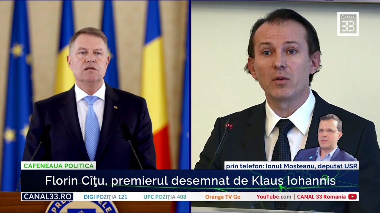 Ce avere are Florin Cîțu, premierul propus de Klaus Iohannis. Câți bani are în conturi